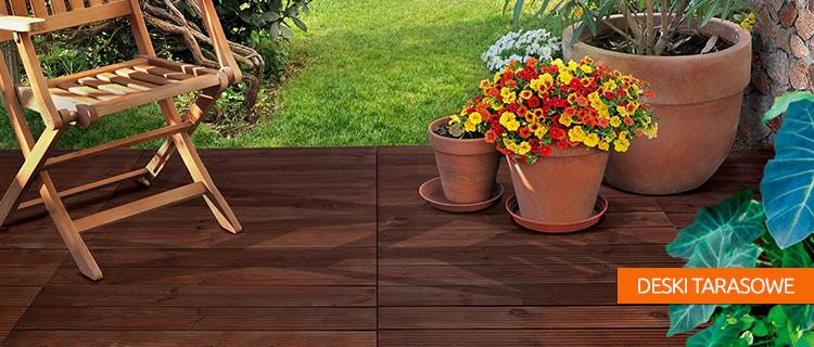Ogrodzenie drewniane duo