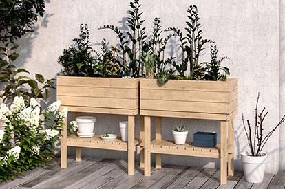 Andrewex Sklep Online Płotki Ogrodowe Wyroby Z Drewna