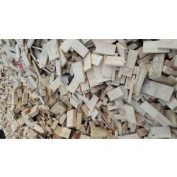 Drewno opałowe- ścinki poprodukcyjne 1mp