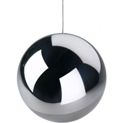 Metalowa kula 250 x 250 mm 74.003.25 hanging decoball - chrome