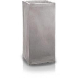 Donica Ecolite kwadrat wysoki - brown sand 230 x 500 mm 88.015.50