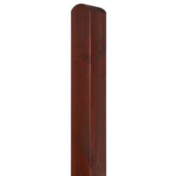 Kantówka gładka 90 x 90 x 1250 mm Brąz