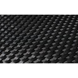 Mata technorattanowa 1200x3000mm czarna RD04