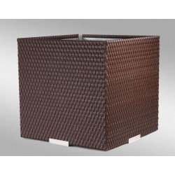 Donica Technorattanowa 460 x 460 x 460 mm