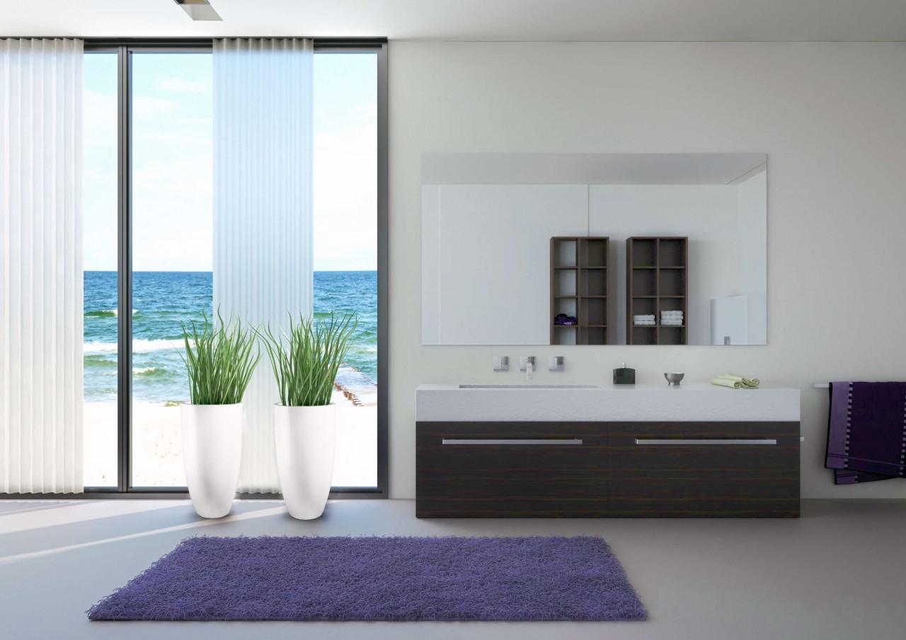 Donica Fiberglass 1000 x 550 mm 95.001.100