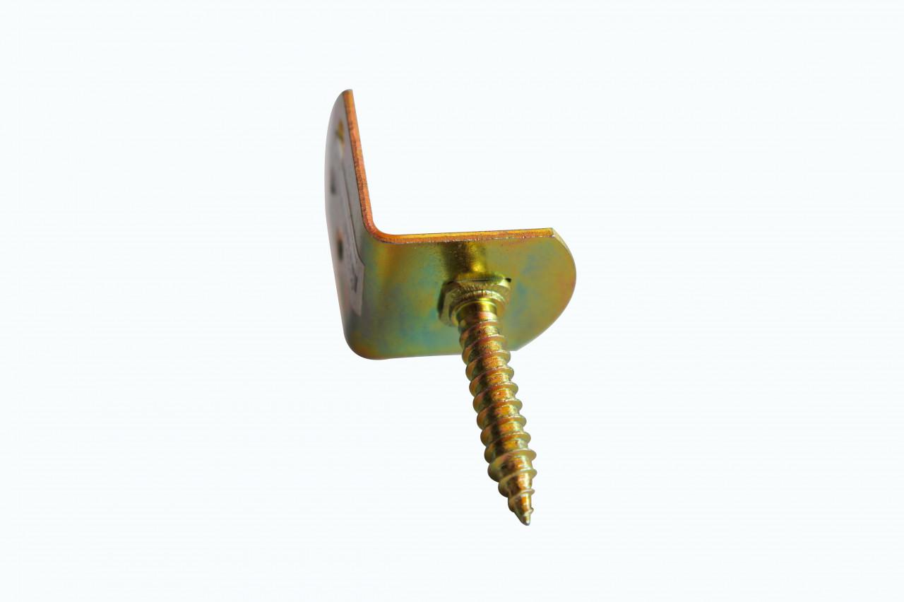 Łącznik kantówka - przęsło 30 x 30 x 30mm