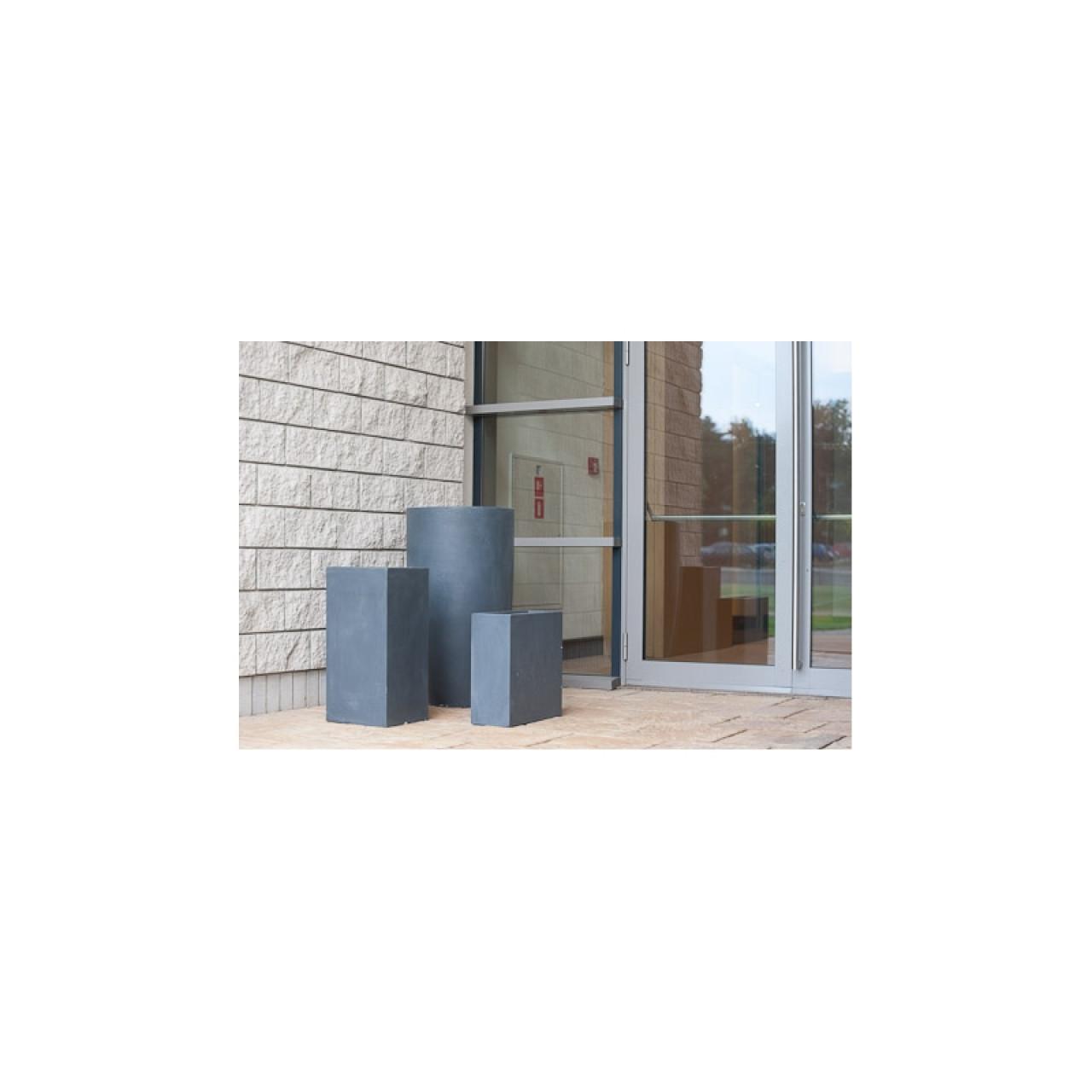 Donica Ecolite kwadrat wysoki 230 x 500 mm 88.007.50