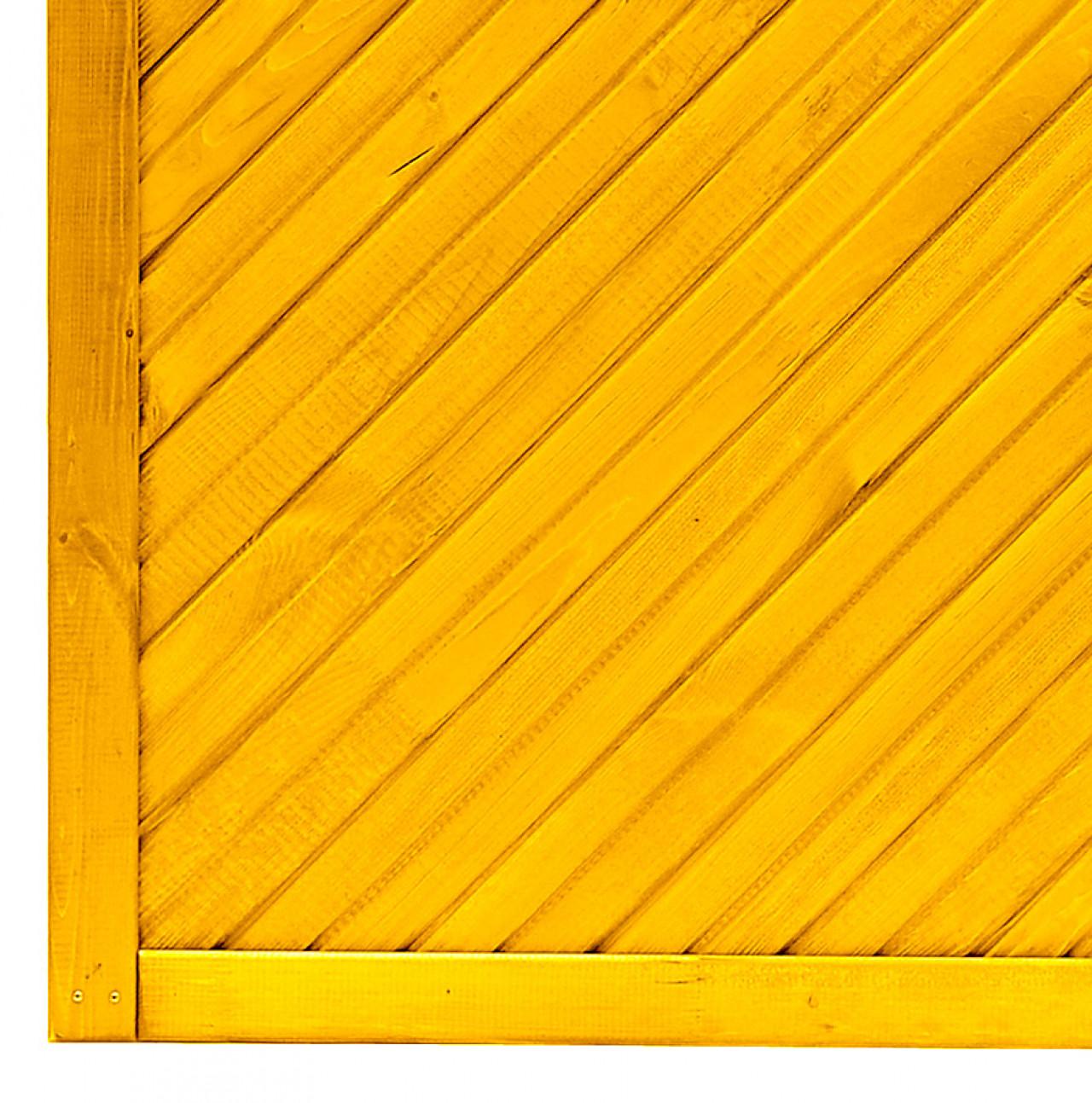 Płot boazeryjny 1800/1350 x 900 mm TOULON Pinia