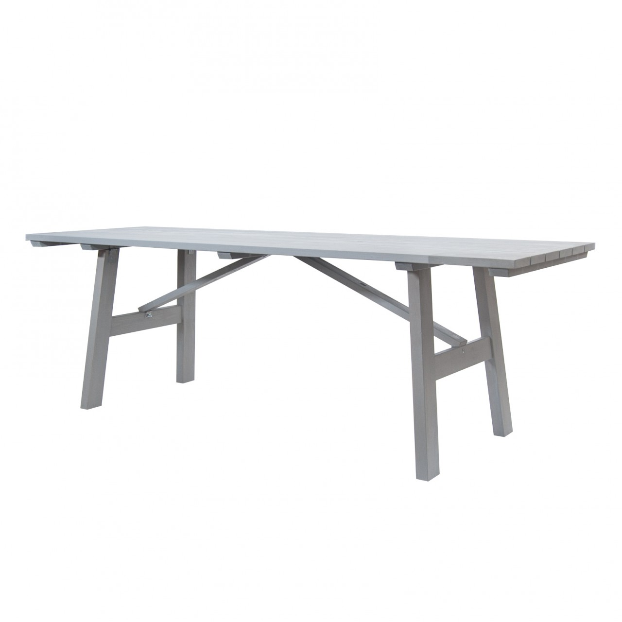 Stół piknikowy z składanymi nogami 740x800x2200