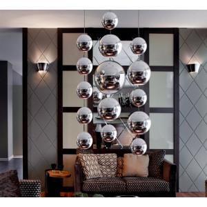 big_image_Metalowa kula 10 x 120 cm 74.004.10   hanging decoballs - chrome