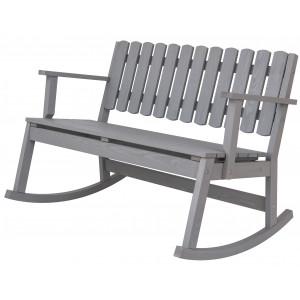big_image_Krzesło bujane dwuosobowe