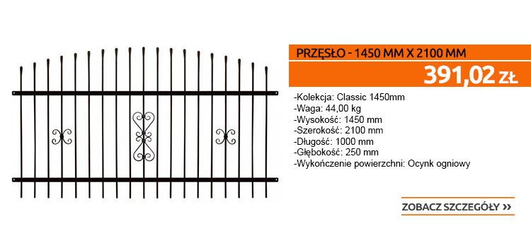 Ogrodzenia kute Wiśniowski