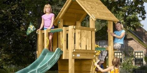 place zabaw są doskonałym prezentem dla dzieci