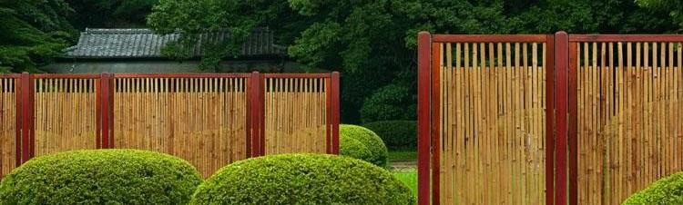 ogrodzenia z drewna